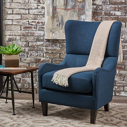 Christopher Knight Home Quentin Fabric Sofa Chair