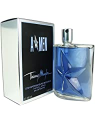 Thierry Mugler A Men For Men. Eau De Toilette Spray Refill 3.4 Ounces