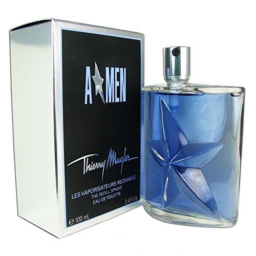 Thierry Mugler A Men For Men. Eau De Toilette Spray Refil...