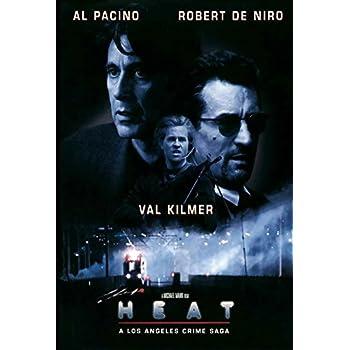 Al Pacino Val Kilmer Heat Movie POSTER 11 x 17 Robert De Niro USA NEW B