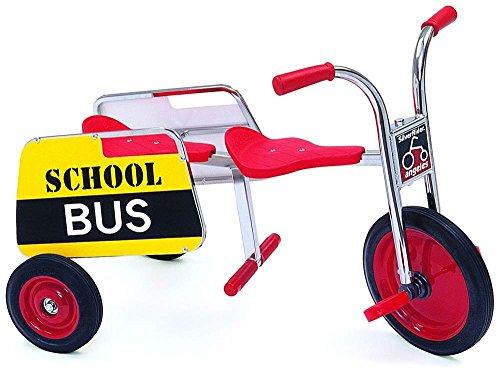 Angeles Trike School Bus