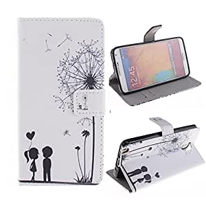 Note4 Cover,Ezydigital Carryberry+Samsung Note 4 Leather/Wallet Leather Flip Stand Case with Newly Luxury For Samsung Galaxy Note 4