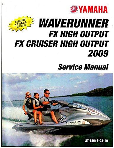 Yamaha Fx High Output - 9