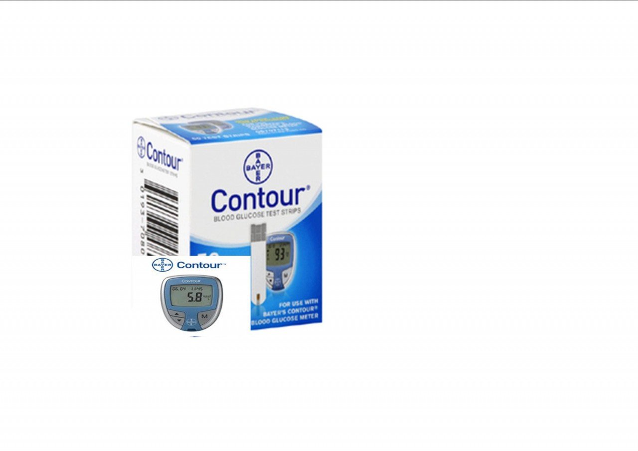 FREE Contour Meter w/purchase of 150 Test Strips by Bayer