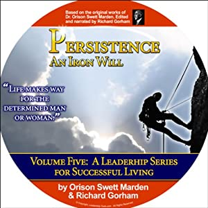 Persistence Audiobook