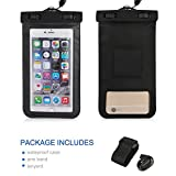 Universal Waterproof Case for iPhone 6 Plus 5S Galaxy S7