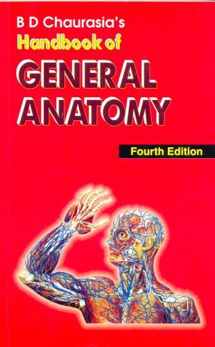 Buy BD Chaurasia\'s Handbook of General Anatomy Book Online at Low ...