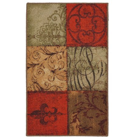 Pack of 4 - Mohawk Home Tuscany Kitchen Rug
