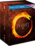 The Hobbit Trilogy [Blu-ray 3D + Blu-ray] [Region Free] [UK Import]