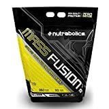 Cheap Nutrabolics Mass Fusion Cookies N' Cream 16lb (29 Servings)