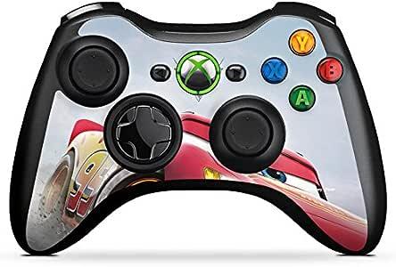 Microsoft Xbox Protector de pantalla Pegatinas Skin de vinilo adhesivo decorativo Lightning Mcqueen Cars 3 Disney Cars: Amazon.es: Electrónica