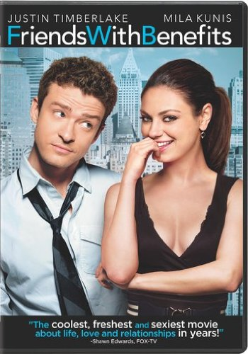 Friends with Benefits - Mila Kunis With Friends