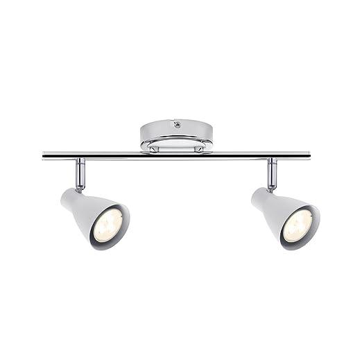 Paulmann 665 54 Spotlight Bar Silver Amazon Lighting