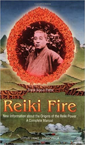 Reiki Fire - new information about the origins of the Reiki power. A complete manual