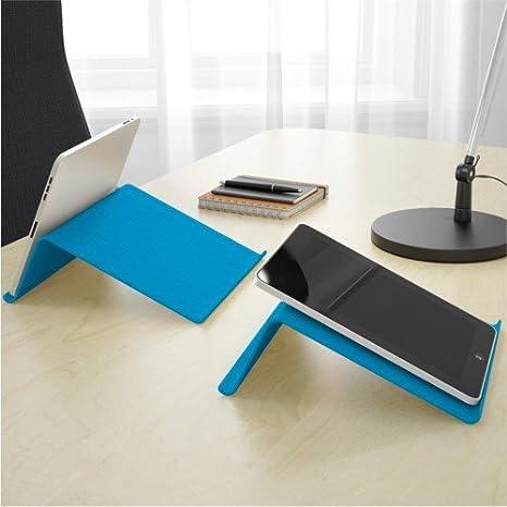 Soporte Porta Tablet Mesa Base Soporte Atril: Amazon.es: Electrónica