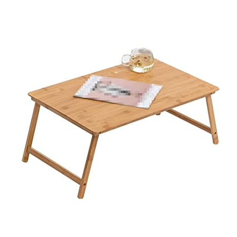 Mesa plegable, escritorio pequeño y plegable para ...