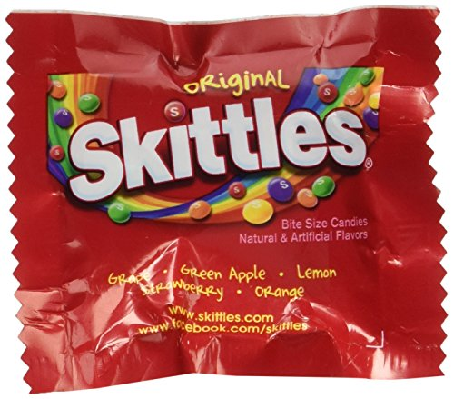 Skittles, Fun Size Bags, 5 lbs for $<!--$22.07-->