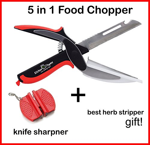 5 in 1 chopper and slicer - 8