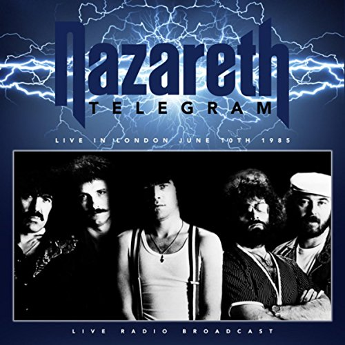Telegram Live In London By Nazareth On Amazon Music