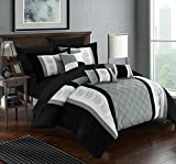 Chic Home Clayton 10 Piece Comforter Set