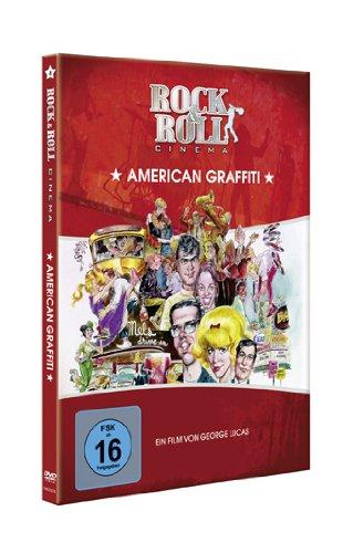 American Graffiti Rock & Roll Cinema Alemania DVD: Amazon.es ...