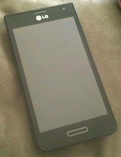 New T-Mobile 4G LG Optimus F3 P659 4GB Black Smartphone A...