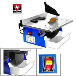 """7"""" Inch Table Tile Wet Saw Cutter"""