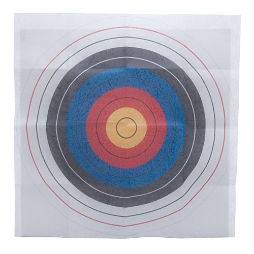 Hawkeye Archery Flat square Target Face - 48