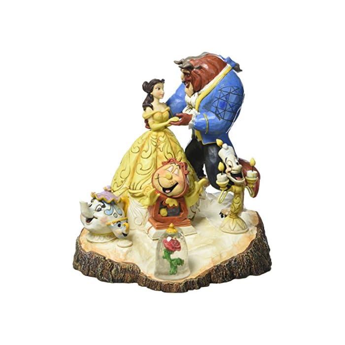51OdjSXqP L Disney tradition Figurillas decorativas disney tradition del artista jim shore Medias: 19 x 1,1 cm