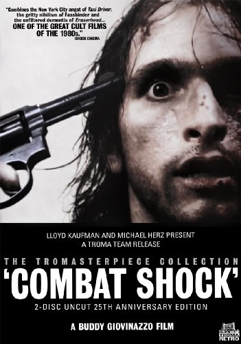 Combat Shock (Two-Disc Uncut 25th Anniversary Edition) (Lyods)
