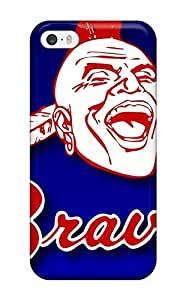 New Style atlanta braves MLB Sports & Colleges best iPhone 5/5s cases 3851895K806394715