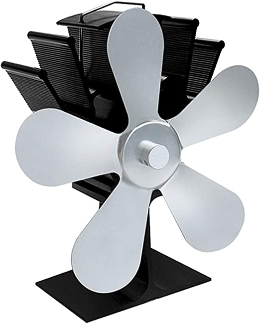 Sykasm Ventilador de Estufa de Aire Caliente, Funcionamiento ...