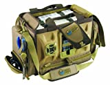 Wild River by CLC WT3701 Tackle Tek Rogue Stereo Speaker Bag with Four PT3700 Trays