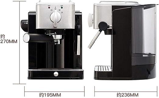 Máquina De Café Exprés Y Capuchino con Sistema Avanzado De ...