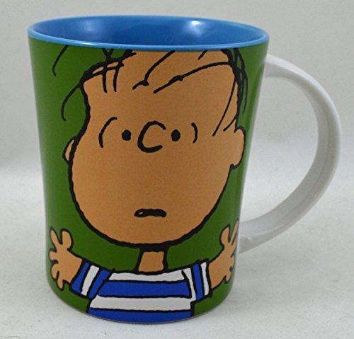 Peanuts Comic Strip Mug: Linus - 15 oz. Stoneware ()