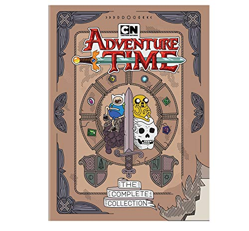 Cartoon Network: Adventure Time - The Complete Series Limited Edition