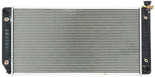 (Sunbelt Radiator For GMC C2500 Chevrolet C2500 1522 Drop in Fitment)
