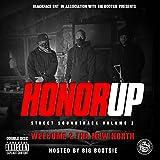 Honor Up: Street Soundtrack Volume 2