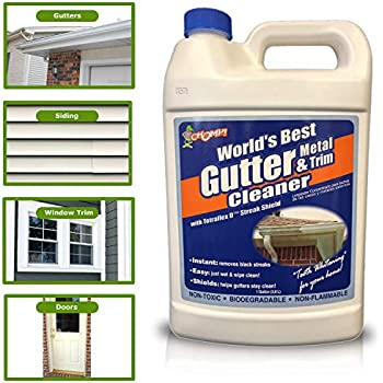 Amazon Com Chomp Worlds Best Instant Cleaning And Removal Of Black Streaks Algae