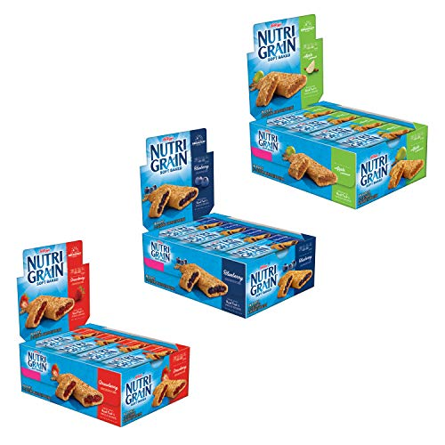 Kellogg's Nutri-Grain Soft Baked Breakfast Bars 48-Count Now $9.37