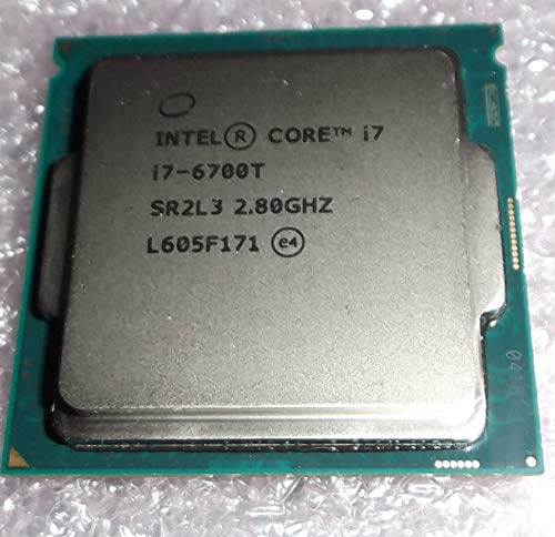 Intel Core i7-6700T DESKTOP processor 2.80GHz TURBO boost to 3.60GHz QUAD core Skylake OEM tray cpu SR2L3 sspec CM8066201920202