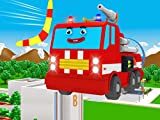 The Fire Truck and the boomerang