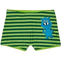 Shorts de Praia Monstrinhos Toddler, TipTop, Verde Claro, 2T