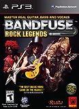 BandFuse Rock Legends Artist Pack - PlayStation 3