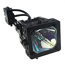 Projector Replacement Lamp with Housing For SONY KDS-50A2000 KDS-55A2000