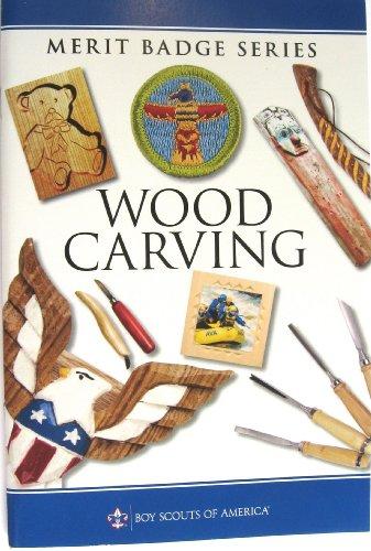 Wood Carving Merit Badge Boy Scouts of America