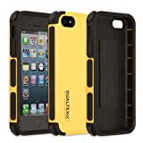 PureGear DualTek for iPhone 5/s/SE - Yellow