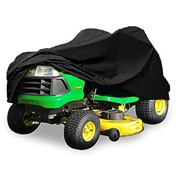 """Deluxe de equitación cortacésped tractor Funda Compatible con cubiertas hasta 54 """" – Almacenamiento de"""