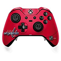 Washington Capitals Xbox One Elite Controller Skin - Washington Capitals Solid Background | NHL & Skinit Skin