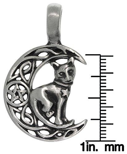 Buy pentacle pendant cat